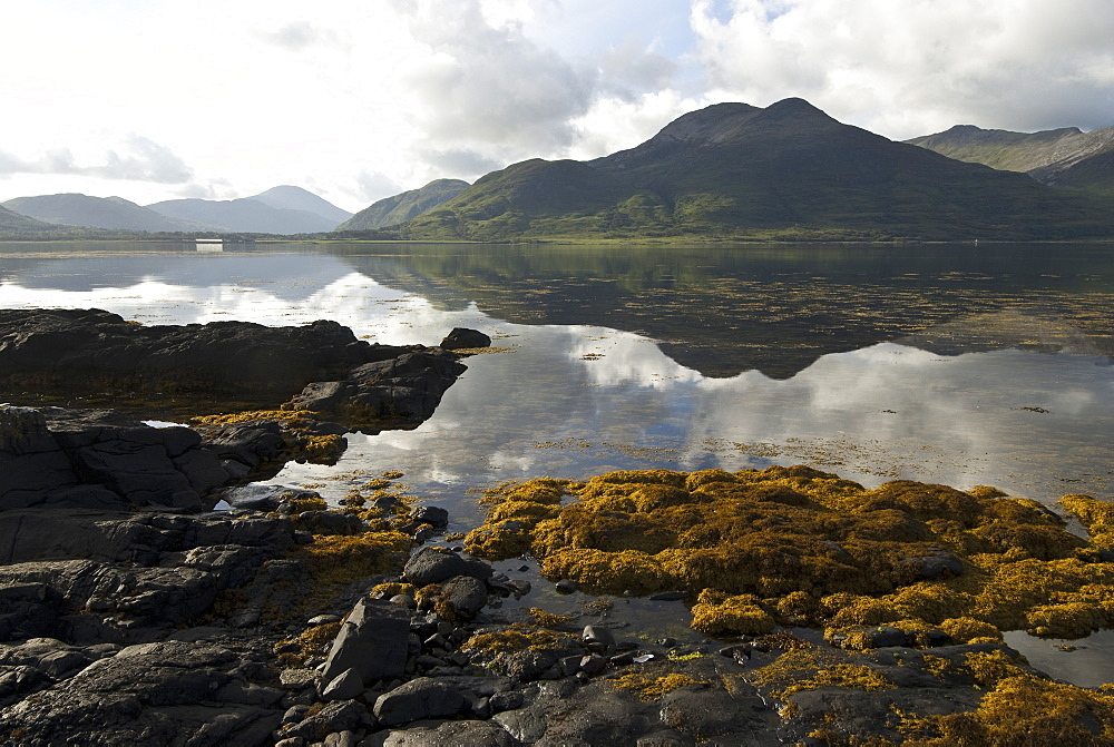 Landscape on the Isle of Mull, Inner Hebrides, Scotland, United Kingdom, Europe