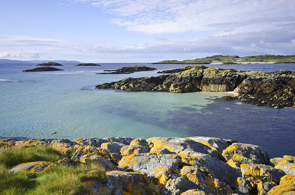 The Cairns of Coll, Inner Hebrides, Scotland, United Kingdom, Europe - 978-473