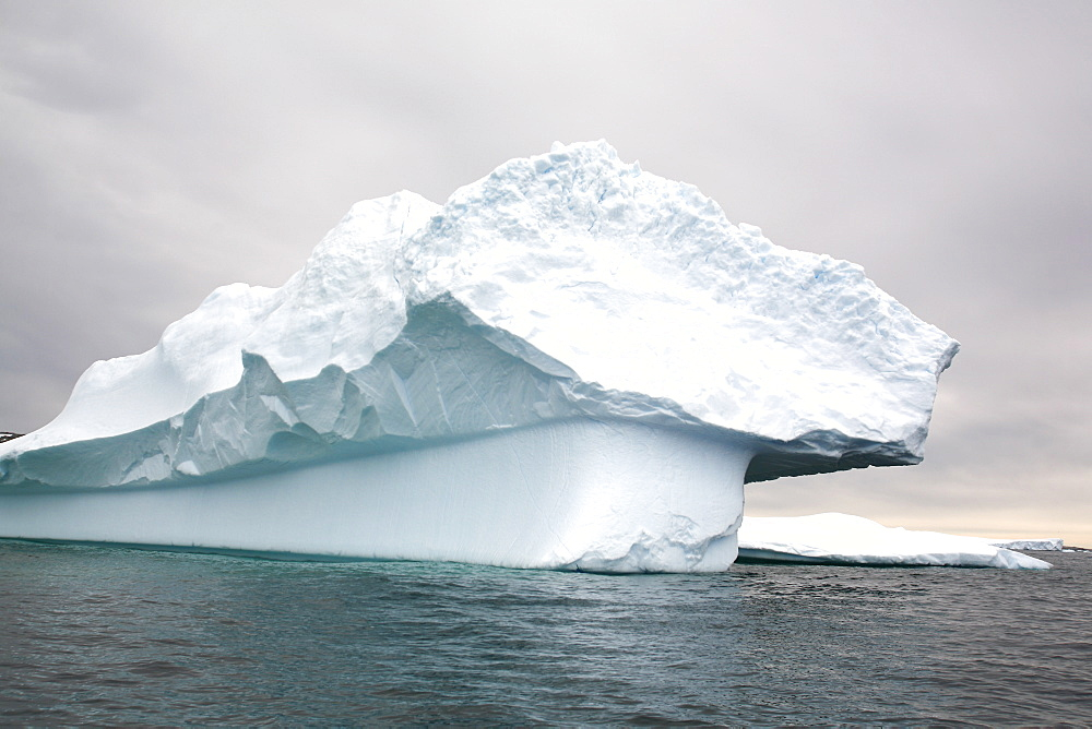 Strange and wonderful formations in the icebergs and bergy bits in and around the Antarctic Peninsula during the summer months.