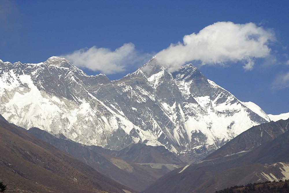 Nepal Mountain Scenics, Nepal. - 986-66