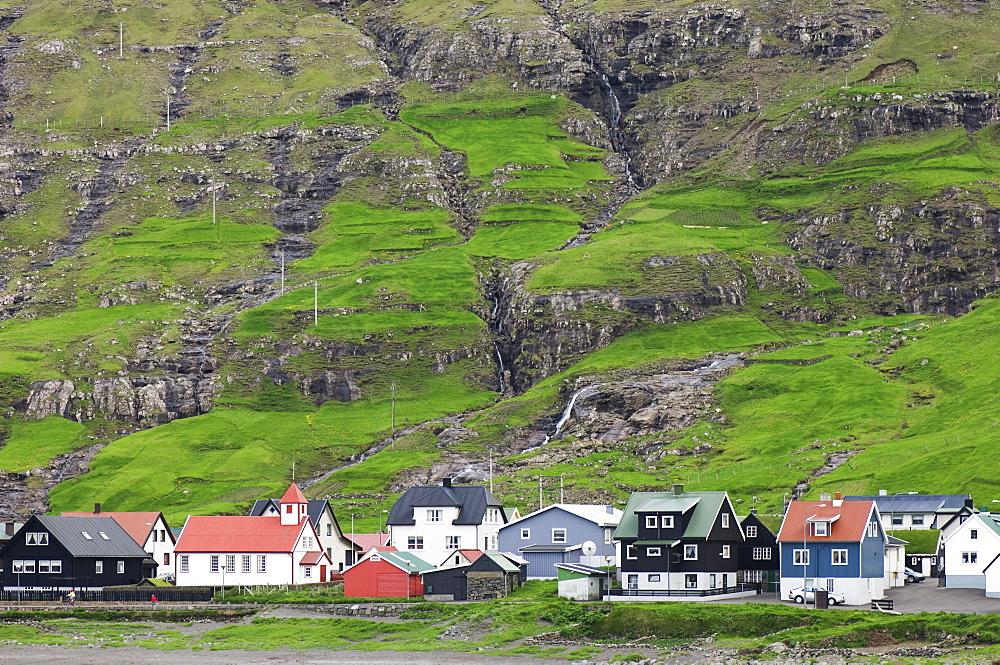 Tornuvik, Streymoy, Faroe Islands - 987-420