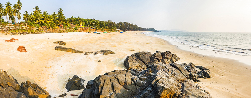 Talpona Beach, South Goa, India, Asia - 1109-3139