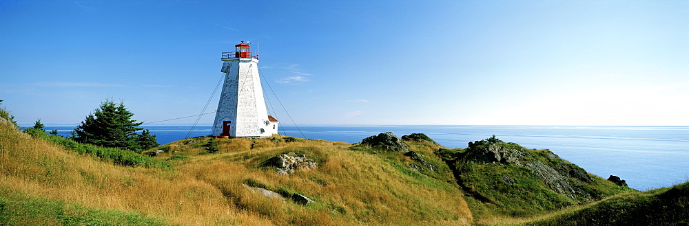 Swallowtail Lighthouse, Grand Manan Island, New Brunswick.