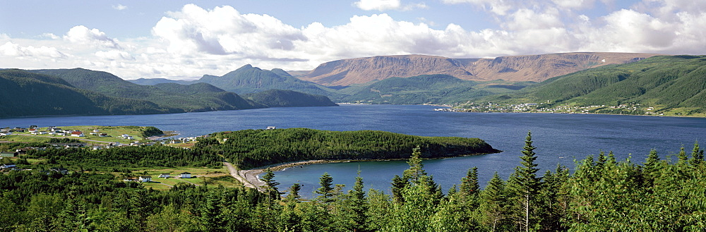 Bonne Bay, Norris Point, Northern Peninsula, Newfoundland & Labrador.