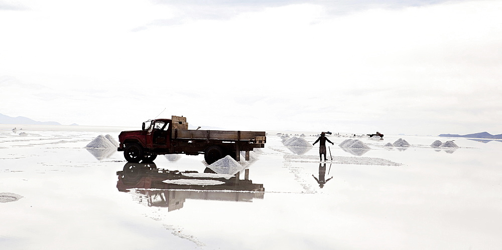 Uyuni, Bolivia. EPOTY 2012 entry.  The industrialization of lithium in Bolivia has become a hope of economic development for the people of the provinces surrounding the Salar de Uyuni (Potosi)