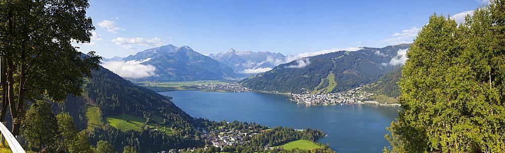 Lake Zell am See, Pinzgau, Salzkammergut, Austria, Europe - 1158-381