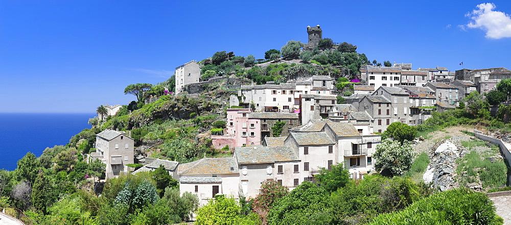 Nonza, Corsica, France, Mediterranean, Europe