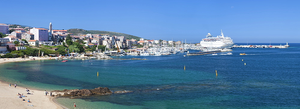 Propriano, Le Golfe de Valinco, Corsica, France, Mediterranean, Europe