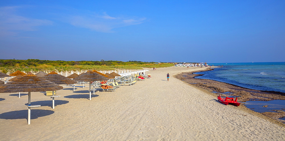 Torre San Giovanni Beach, Ugento, Puglia, Italy, Europe