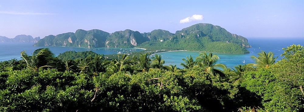Phi Phi Don, Ko Phi Phi, Krabi province, Thailand, Southeast Asia, Asia