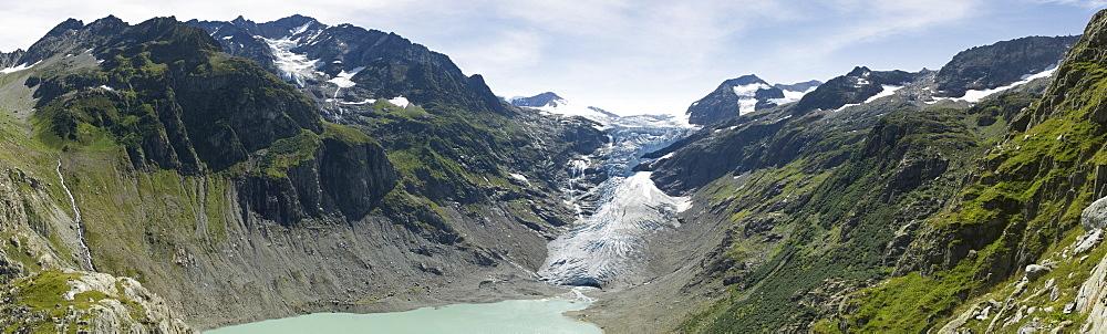 trift glacier, trift glacier, switzerland