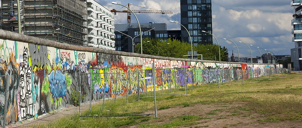 Berlin Wall, Berlin, Germany, Europe