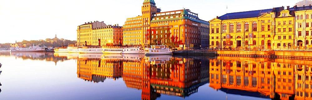 Nybroviken Waters Stockholm Sweden