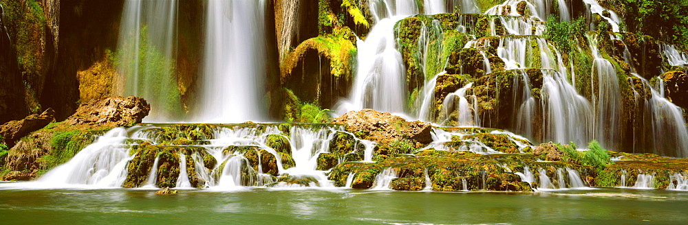 Tributary Waterfall Snake River ID