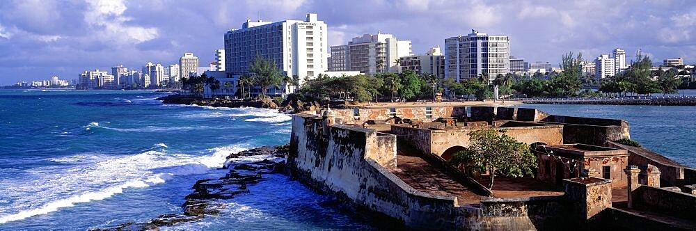 San Jeronimo Fort San Juan Puerto Rico