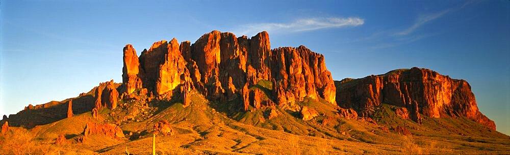 Superstition Mountains AZ