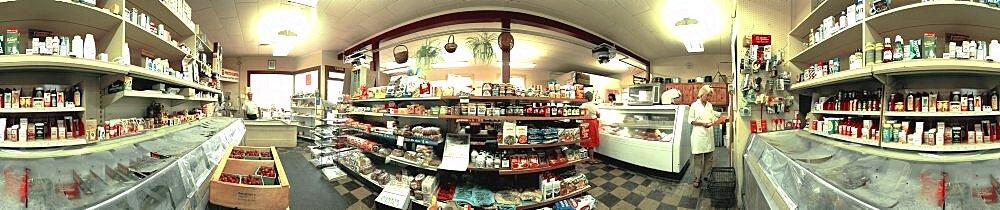 Store Interior Rockport ME