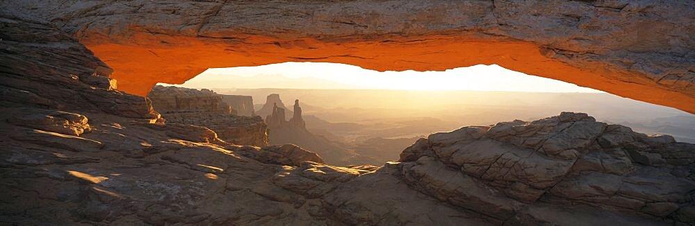 Mesa Arch Canyonlands National Park UT USA