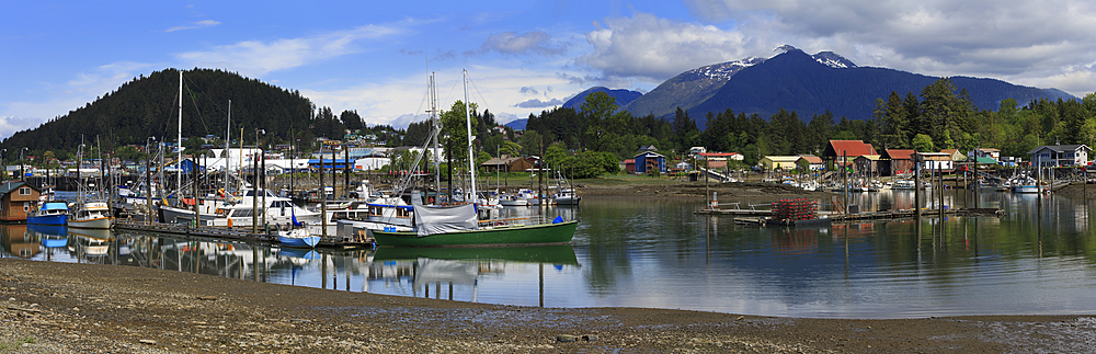 Reliance Harbor, Wrangel, Alaska, United States of America, North America