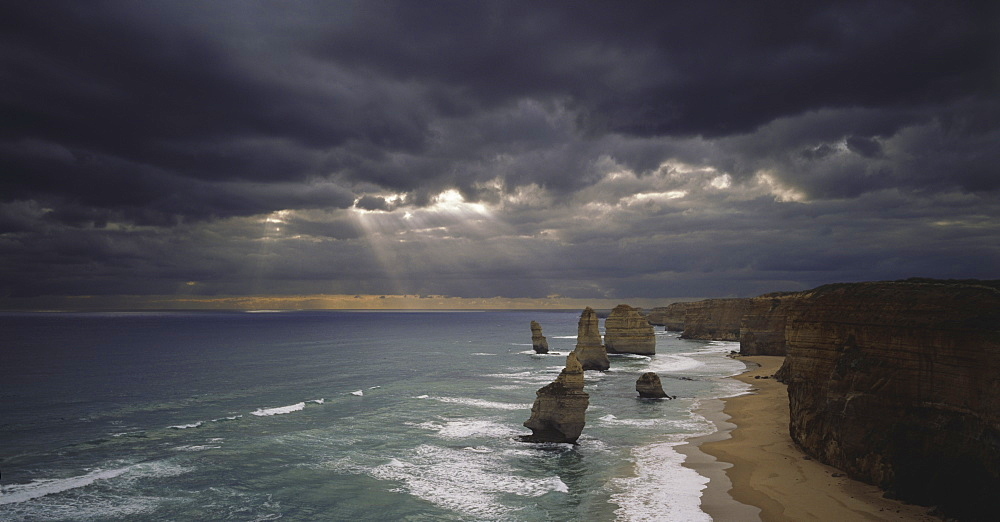 The Twelve Apostles, Port Campbell, Victoria, Australia, Pacific - 812-188