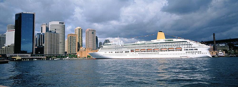 Ship Aurora in Sydney, Australia