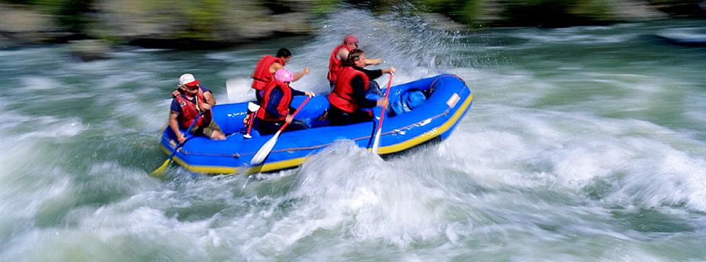 White water rafting - 817-14171
