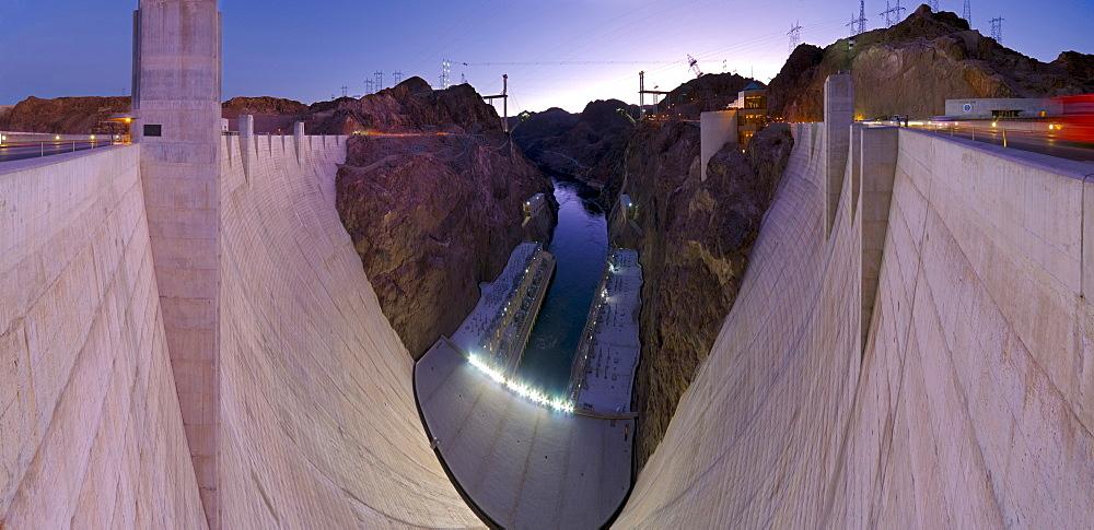 Hoover Dam, Nevada, United States of America, North America