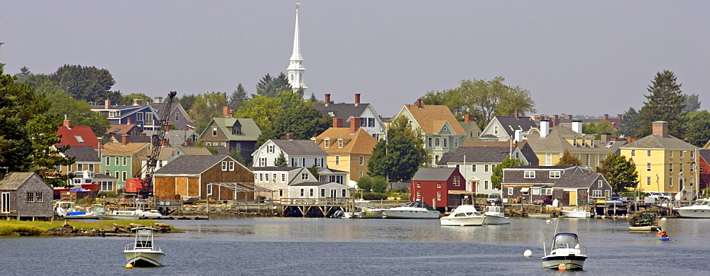 Portsmouth, New Hampshire, New England, USA