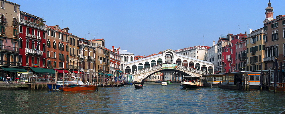 Rialto Bridge, Venice, Italy - 832-328727