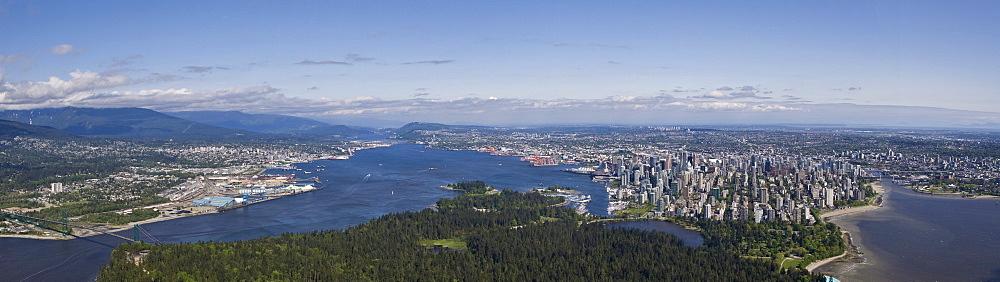 Vancouver, British Columbia, Canada, North America