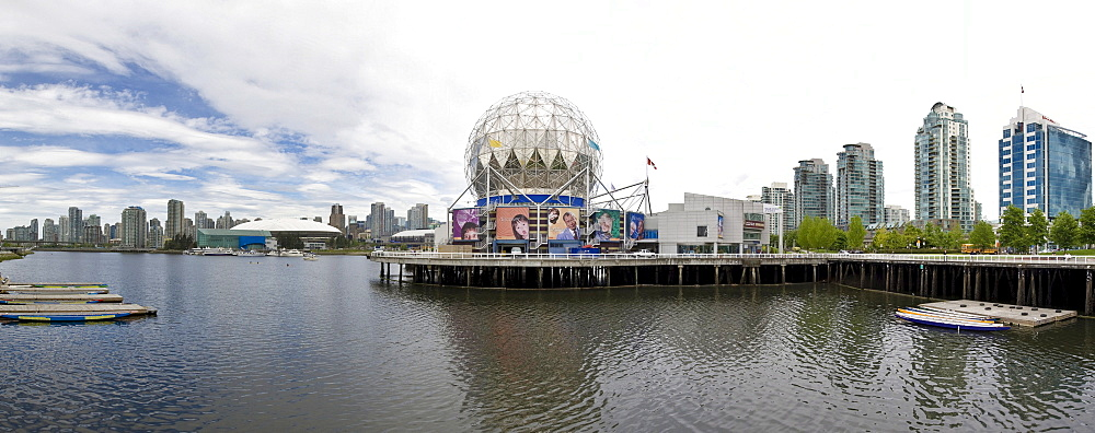 World Science Center, Vancouver, British Columbia, Canada, North America