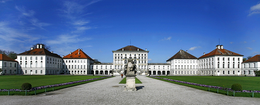 Castle Nymphenburg Munich Germany