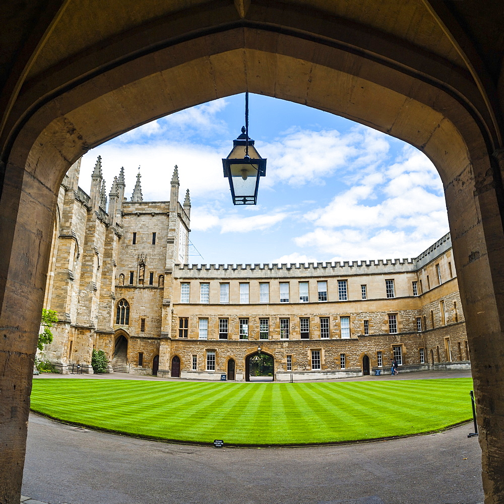 Oxford University College, Oxfordshire, England, United Kingdom, Europe