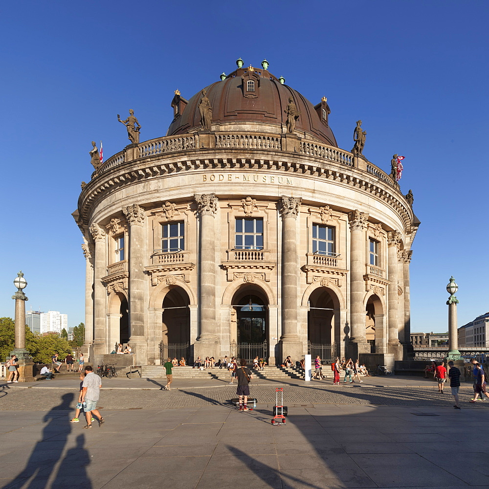 Bode Museum, Museum Island, UNESCO World Heritage Site, Mitte, Berlin, Germany, Europe