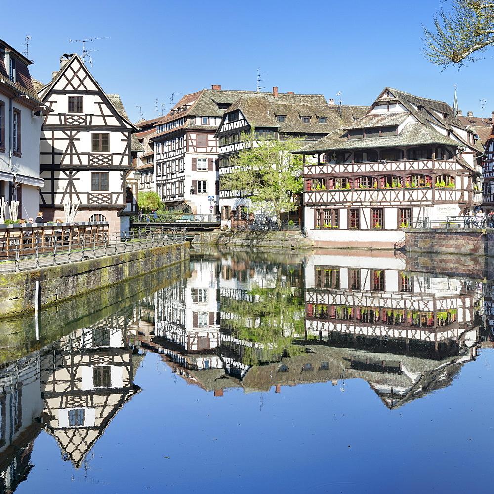Maison des Tanneurs, La Petite France, UNESCO World Heritage Site, Strasbourg, Alsace, France, Europe - 1160-3899