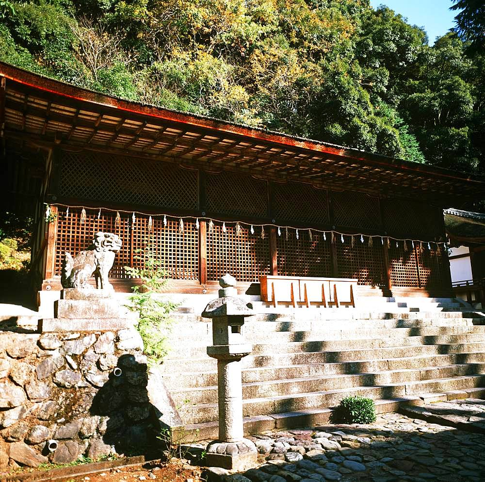 Ujigami Shrine, Kyoto, Japan