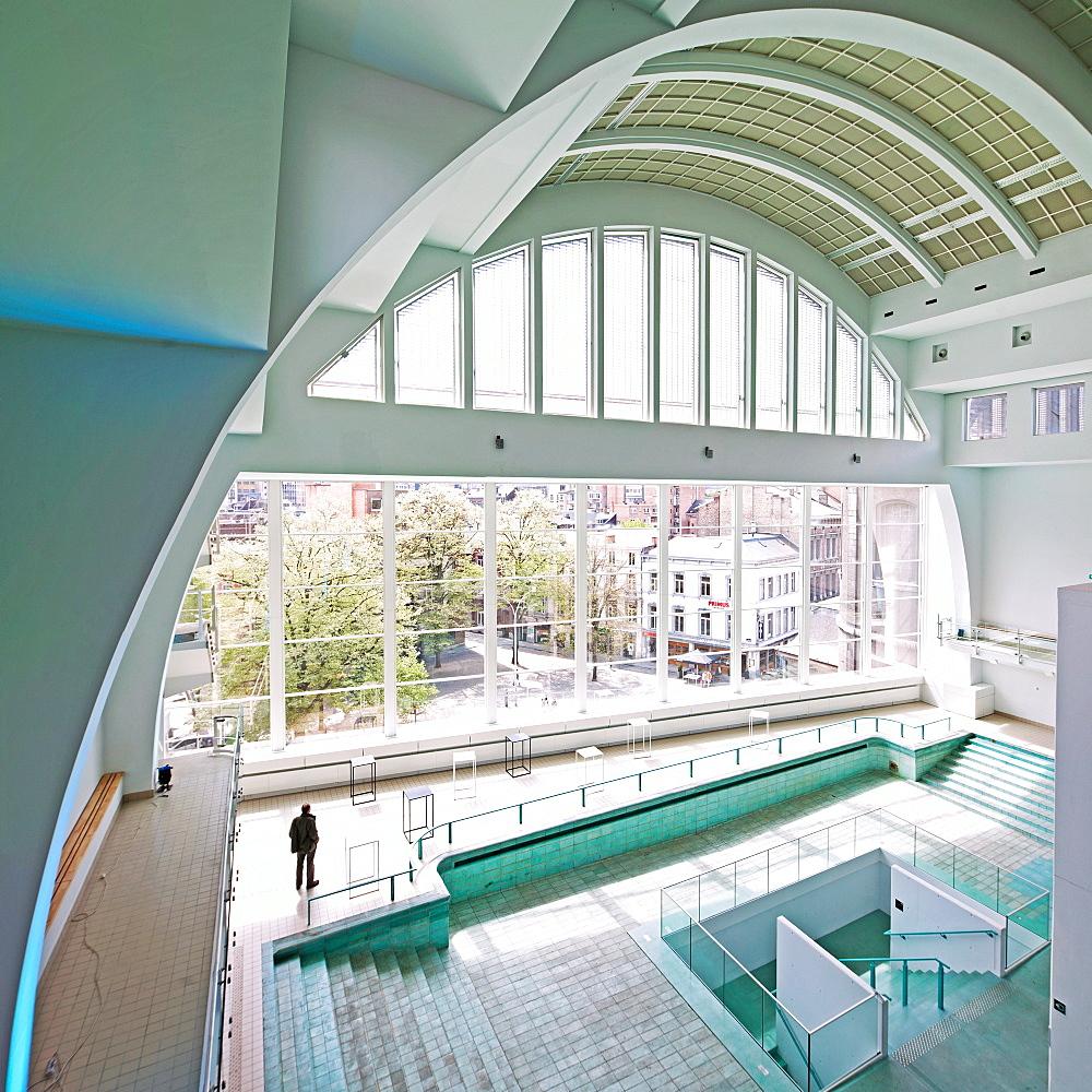 Cite Miroir, Liege, Belgium, Europe