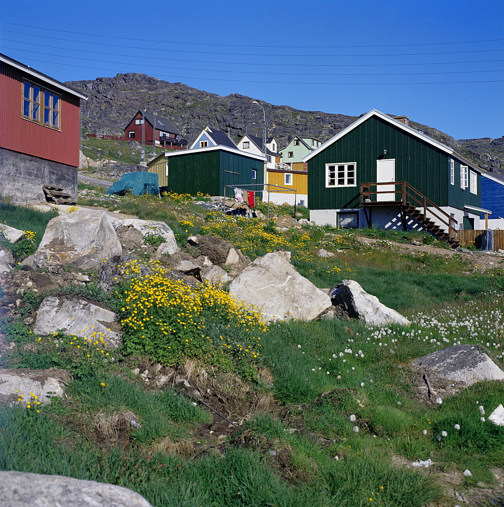 Julianehab, Greenland, Polar Regions