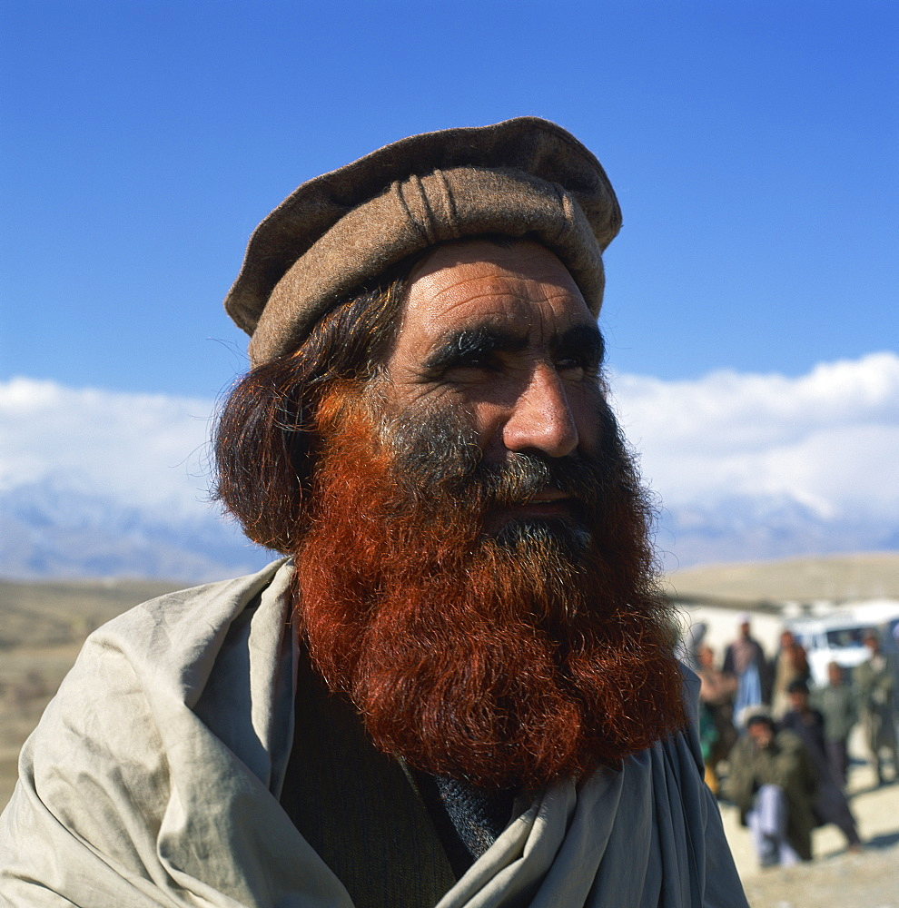 Mujeheddin soldier near Kabul, Afghanistan, Asia