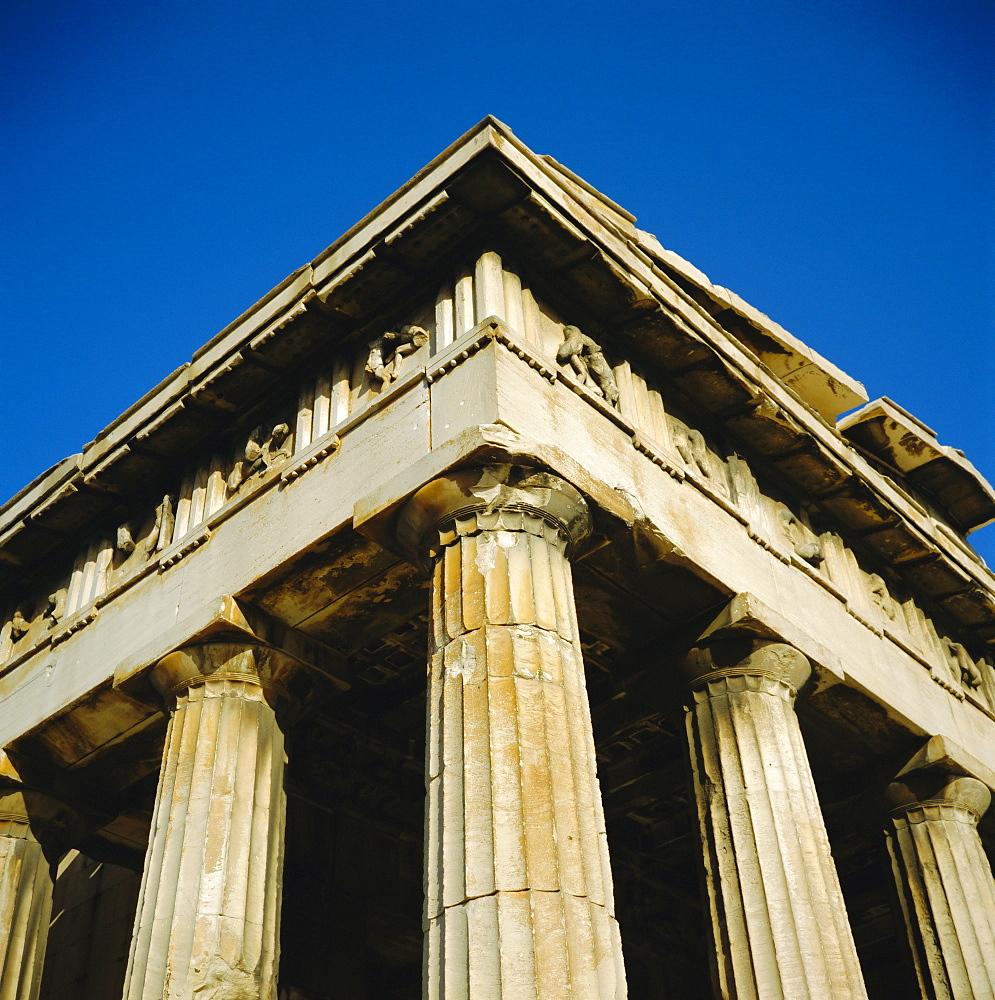 Thisio (Hephastum), 5th century BC, Athens, Greece - 391-4696