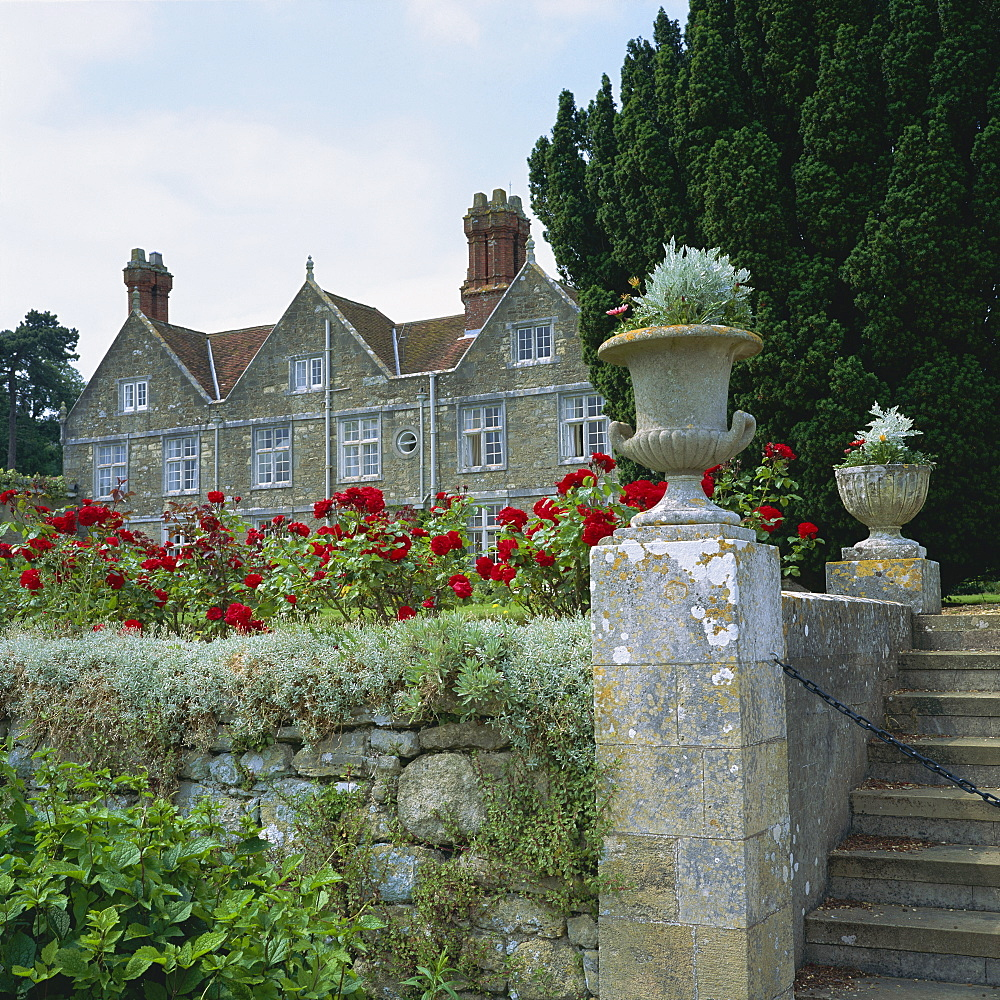Barton Manor, Isle of Wight, England, United Kingdom, Europe - 485-724