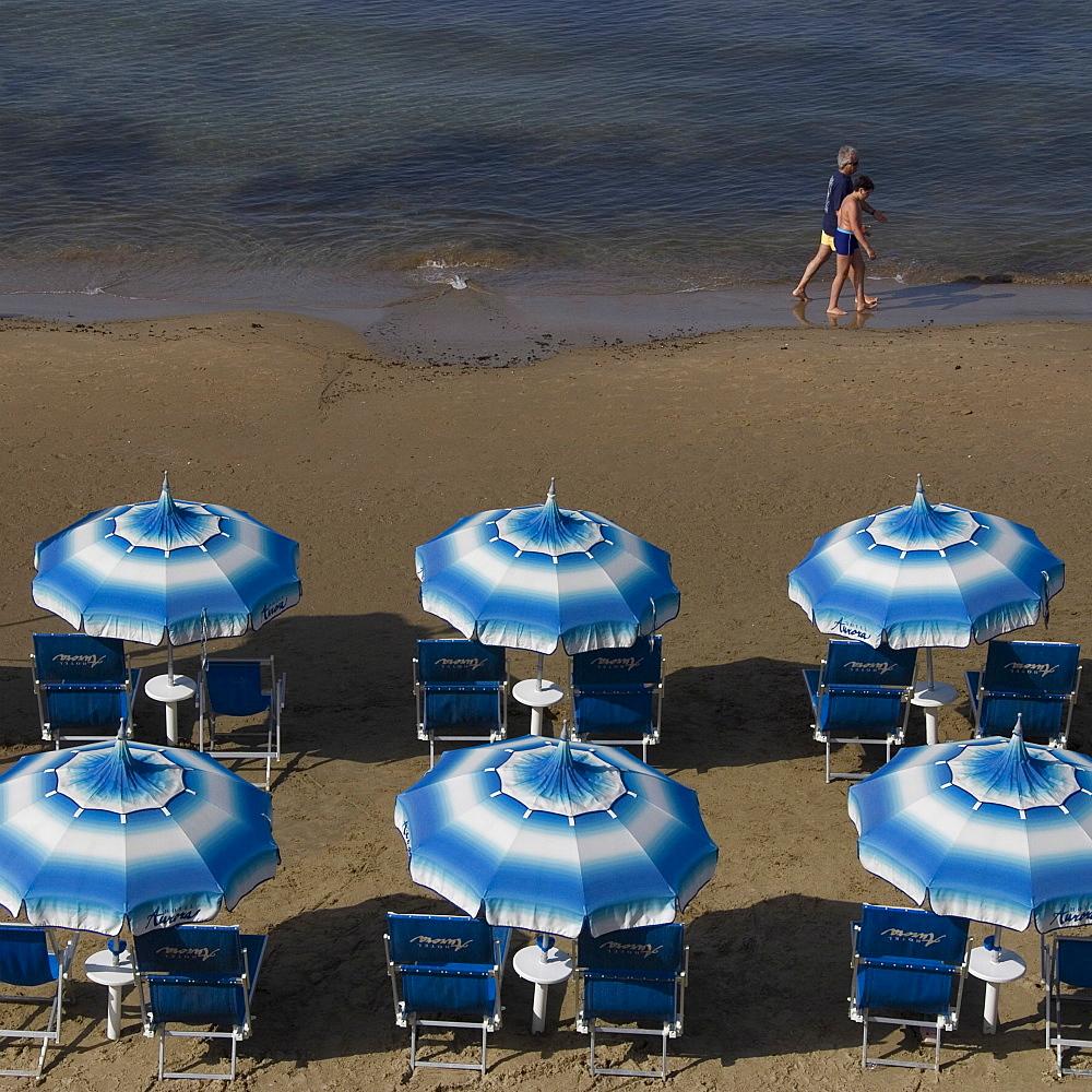 Hotel Beach, Sperlonga, Lazio, Italy, Europe