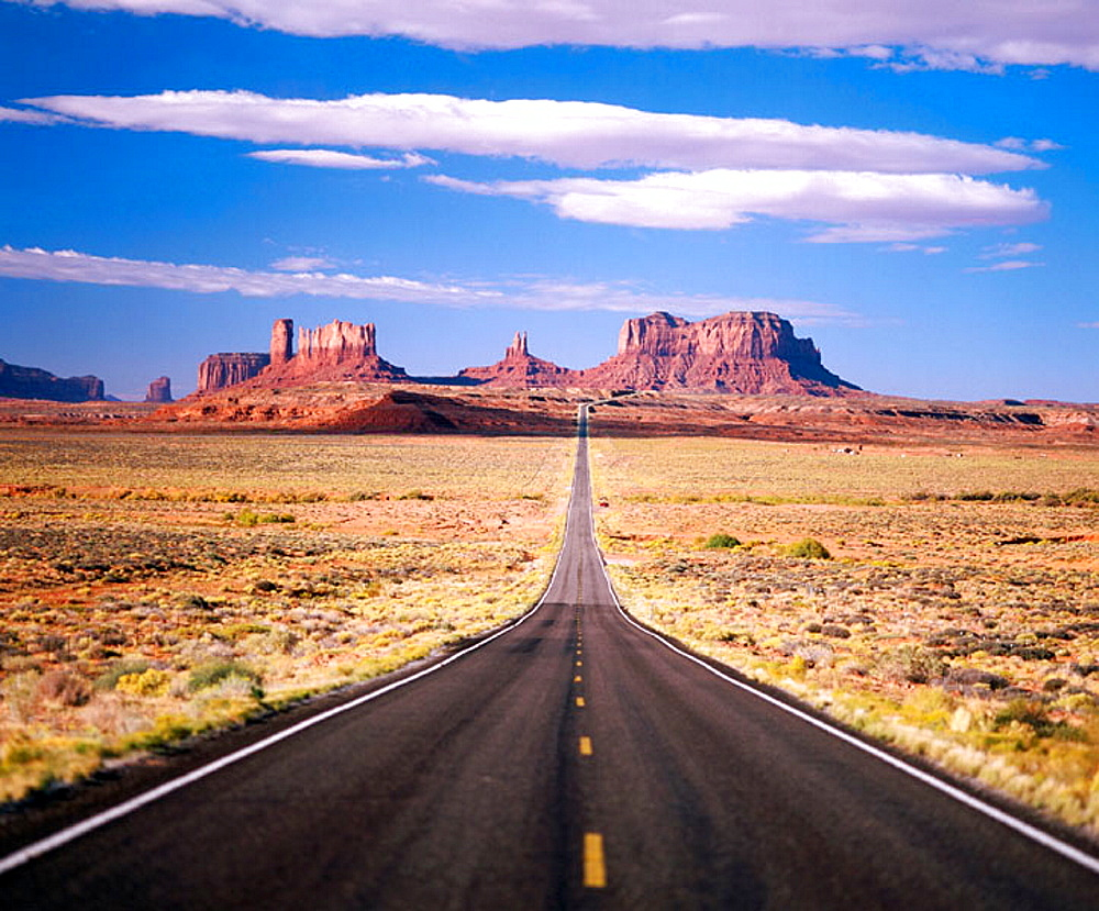 Monument Valley National Park, Arizona, USA - 817-18229