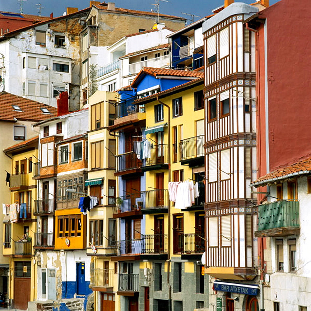 Bermeo, Bizkaia, Euskadi, Spain