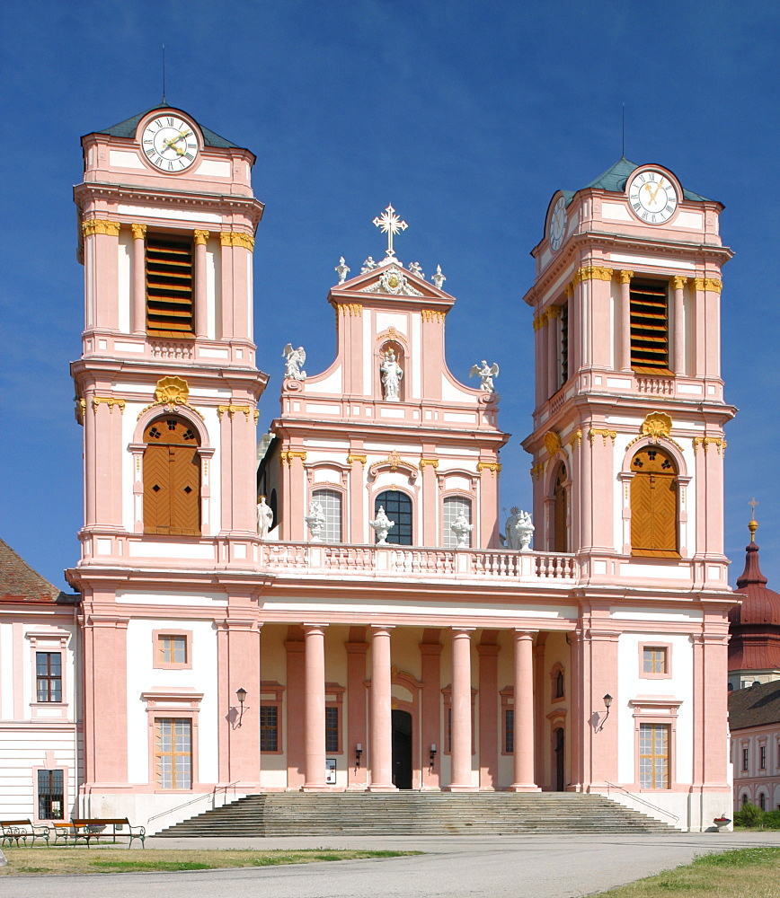 Convent Goettweig, Wachau Region, Lower Austria, Austria