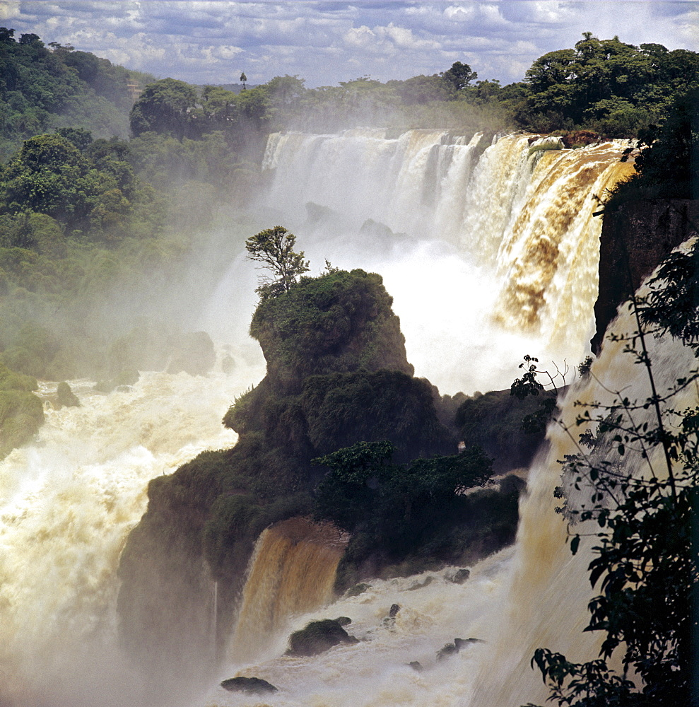 Iguazu Falls, UNESCO World Heritage Site, Argentina, South America
