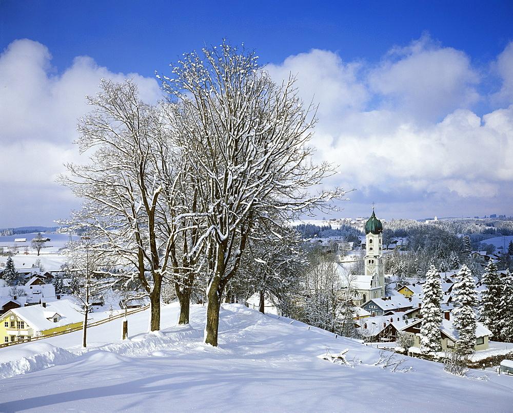 Nesselwang, East Allgaeu, Bavaria, Germany, Europe