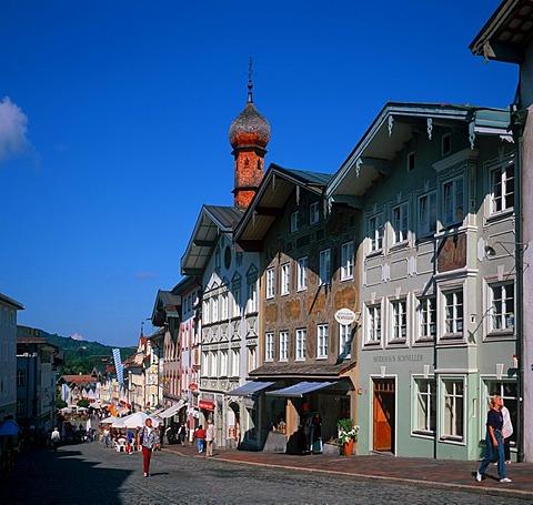 Bad Tolz - Bad Toelz - Upper Bavaria Germany