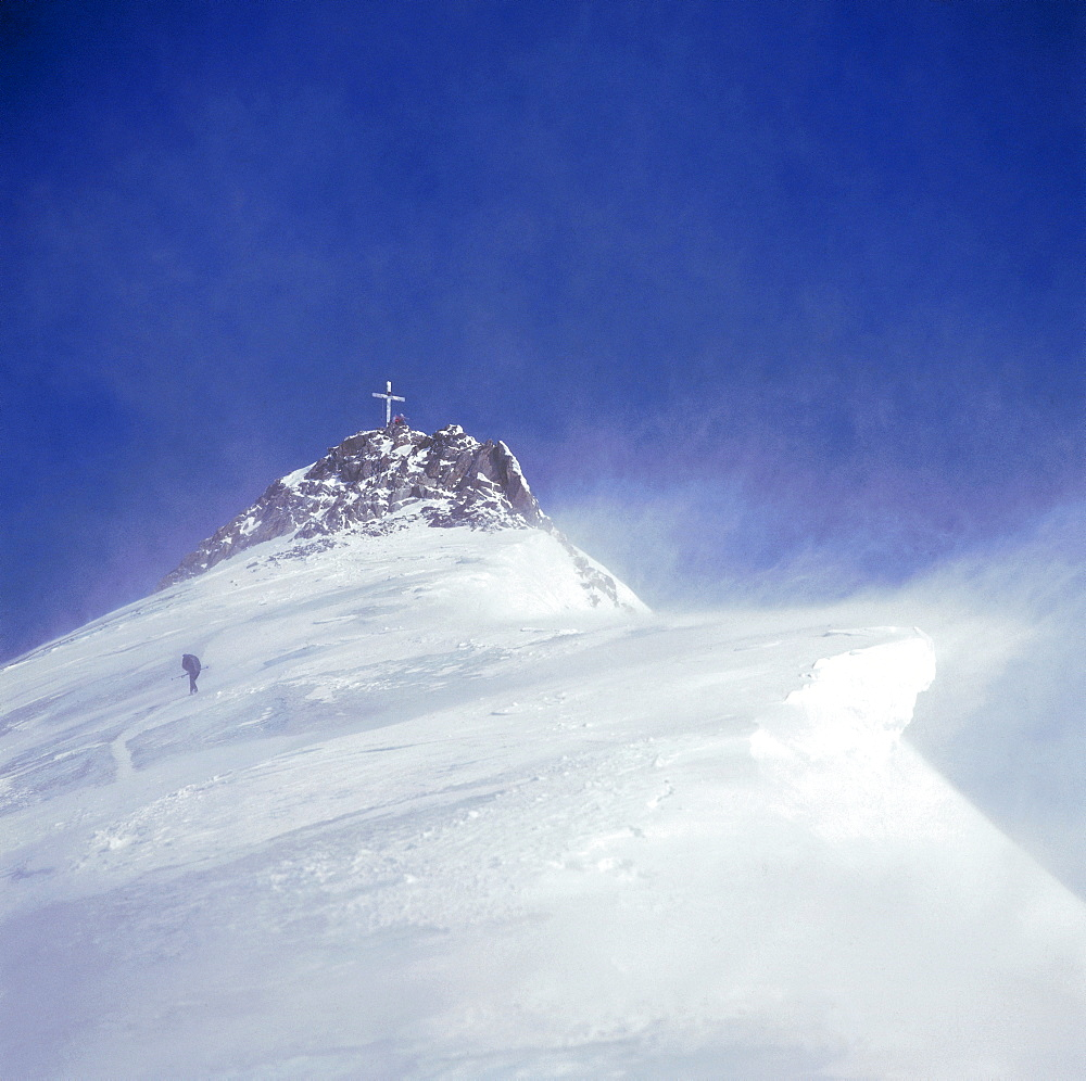 Wildspitze, Oetztal Alps, Austria