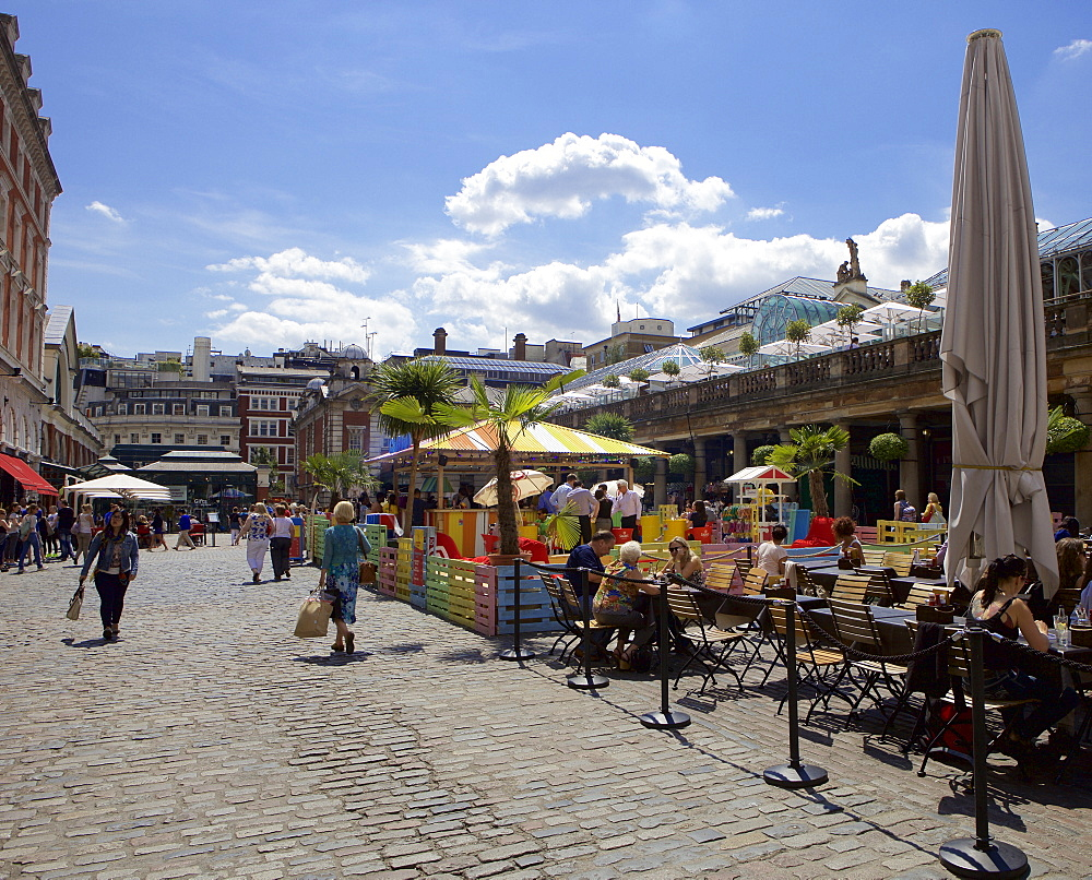 Covent Garden Market, London, England, United Kingdom, Europe - 851-608
